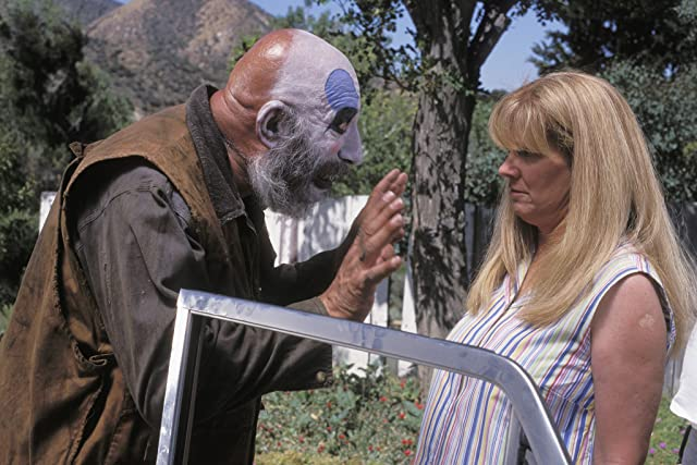 P.J. Soles and Sid Haig in The Devil's Rejects (2005)