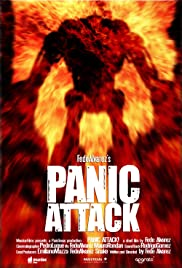 Panic Attack! (2009) Poster - Movie Forum, Cast, Reviews