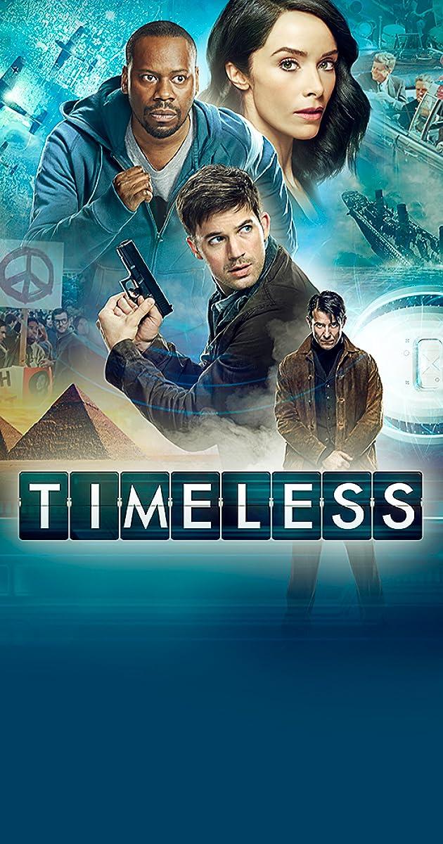 timeless cast
