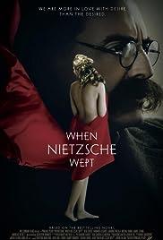 When Nietzsche Wept(2007) Poster - Movie Forum, Cast, Reviews