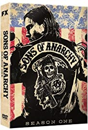 Sons of Anarchy Season 1: The Bikes Poster