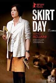 La journée de la jupe Poster