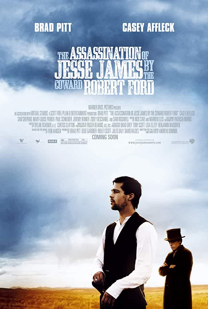 The Assassination of Jesse James by the Coward Robert Ford 2007 720p BRRip Dual Audio