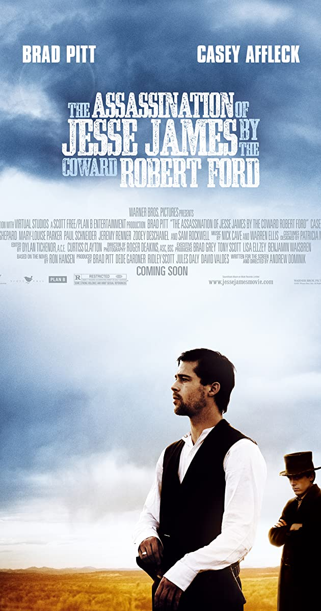 The Assassination Of Jesse James By Coward Robert Ford 2007