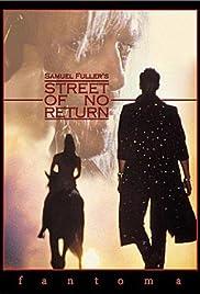 Samuel Fuller's Street of No Return Poster