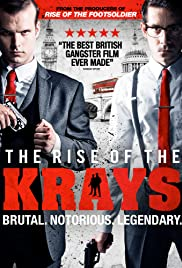 The Rise of the Krays (2015) Poster - Movie Forum, Cast, Reviews
