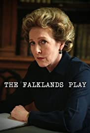 The Falklands Play Poster