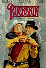Buckskin (1968) Poster - Movie Forum, Cast, Reviews