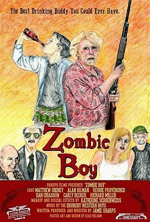Zombie Boy (2015)