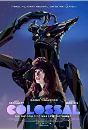 Watch Movie Colossal (2017)