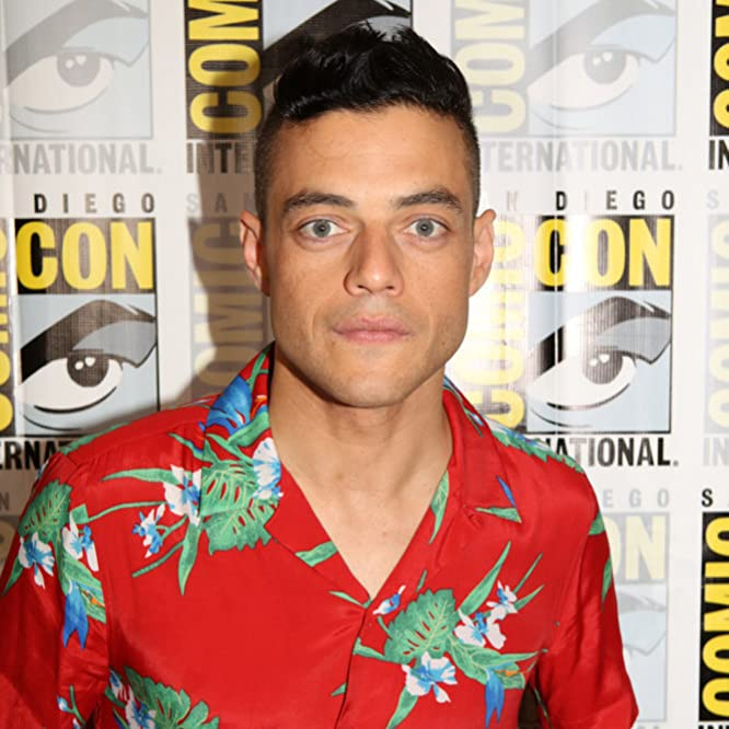 Rami Malek at an event for Mr. Robot (2015)