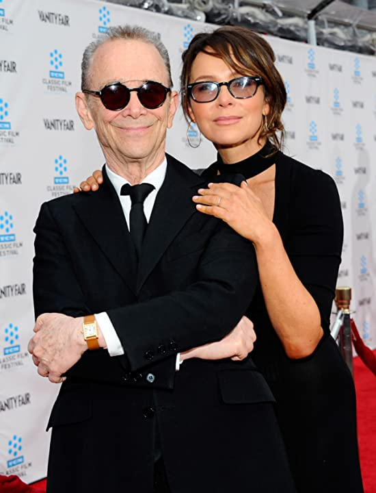 Jennifer Grey and Joel Grey