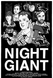 Night Giant Poster