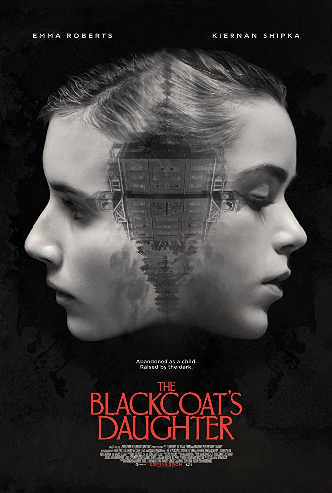 The Blackcoat's Daughter (2017)