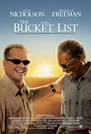 the bucket list imdb the bucket list poster