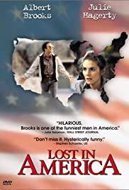 Lost in America Poster