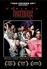 Paris Is Burning(1990) Poster - Movie Forum, Cast, Reviews