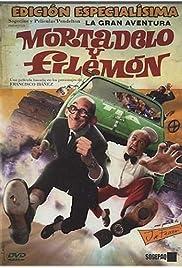 La gran aventura de Mortadelo y Filemón Poster