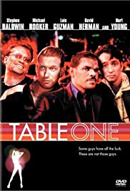 Table One (2000) Poster - Movie Forum, Cast, Reviews