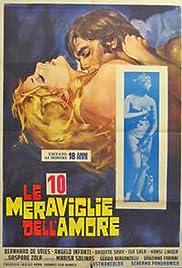 Le 10 meraviglie dell'amore Poster