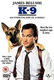 K-9 (1989) Poster - Movie Forum, Cast, Reviews