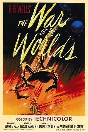 Poster Kampf der Welten