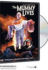 The Mummy Lives Poster