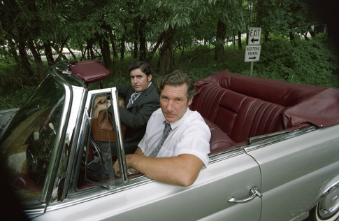 Richard Gere and Alfred Molina in The Hoax (2006)