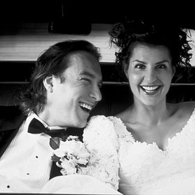 John Corbett and Nia Vardalos in My Big Fat Greek Wedding (2002)