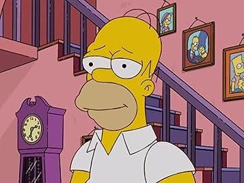 The Bob Next Door Poster & The Simpsons