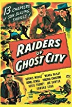 Raiders of Ghost City (1944) Poster
