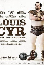 Louis Cyr Poster