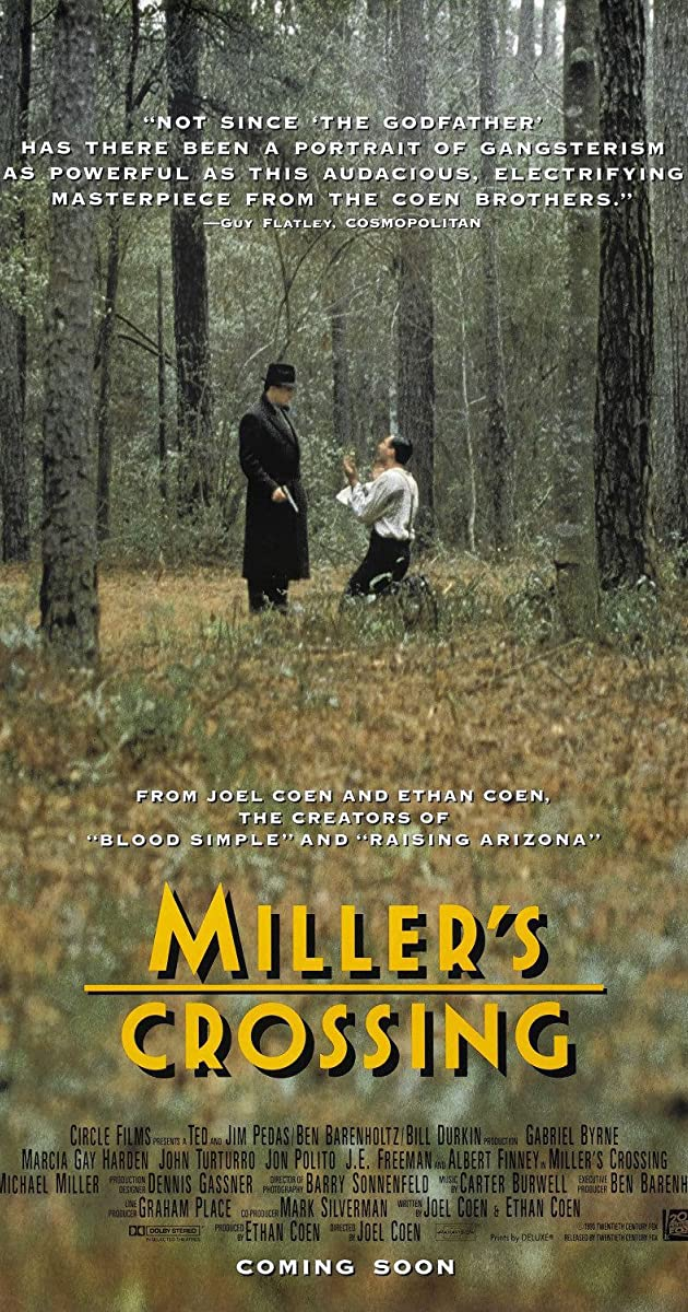Milerio kryžkelė / Miller's Crossing (1990) online
