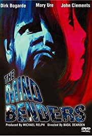 The Mind Benders Poster