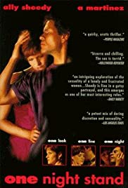 One Night Stand (1995) Poster - Movie Forum, Cast, Reviews
