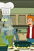 Image of Futurama: 30% Iron Chef