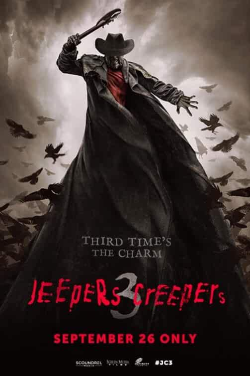 Jeepers Creepers 3 2017 720p HDRip X264 AC3-EVO