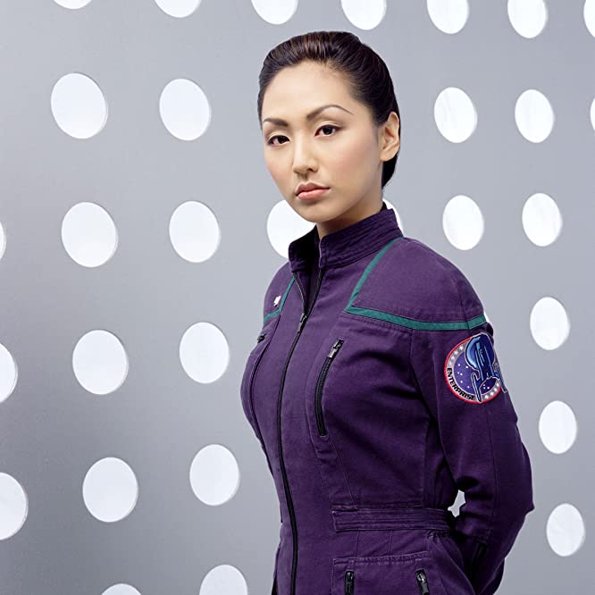 Linda Park in Star Trek: Enterprise (2001)