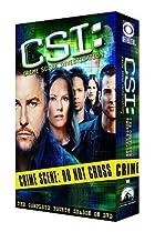 Image of CSI: Crime Scene Investigation: Butterflied