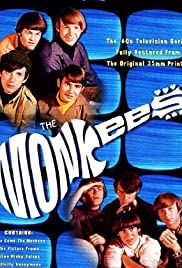 Monkees in Texas Poster
