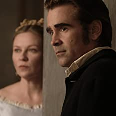 Kirsten Dunst and Colin Farrell in The Beguiled (2017)