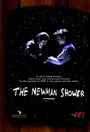 The Newman Shower Poster