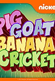 Pig Goat Banana Cricket Poster - TV Show Forum, Cast, Reviews
