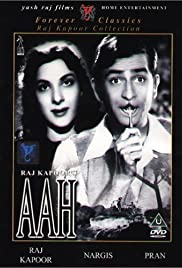 Aah (1953) Poster - Movie Forum, Cast, Reviews