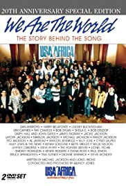 We Are The World: The Story Behind The Song (1985) Poster - Movie Forum, Cast, Reviews