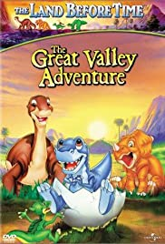 The Land Before Time II: The Great Valley Adventure (1994) Poster - Movie Forum, Cast, Reviews