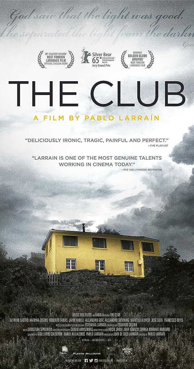 Klubas / The Club (2015) Online