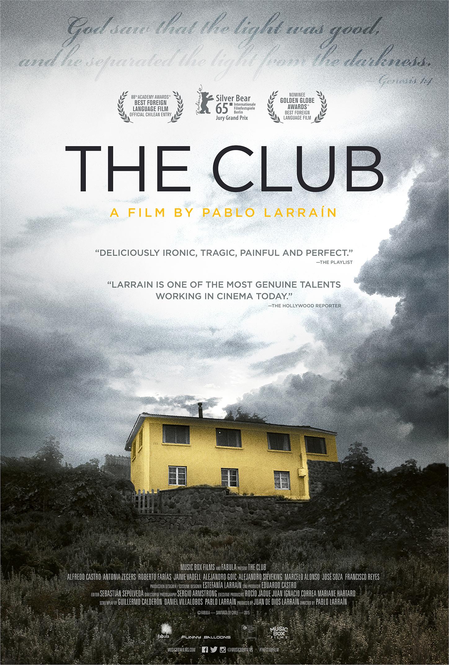 image El Club Watch Full Movie Free Online