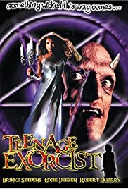 Teenage Exorcist (1991) Poster - Movie Forum, Cast, Reviews