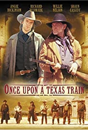 Once Upon a Texas Train Poster
